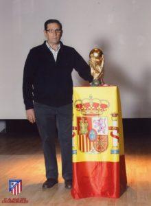 Historia Escuela de fútbol Atlético Casarrubuelos
