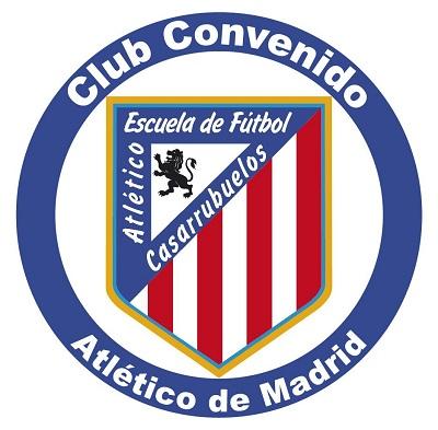 Club convenido Atletico de Madrid - Escuela de Fútbol Atlético Casarrubuelos